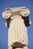 Antik kolonn Fotografering för Bildbyråer