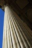 antik kolonndetalj Royaltyfria Bilder