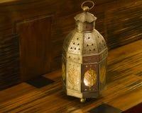 antik lampa Royaltyfri Fotografi