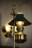 Antik lampa Royaltyfri Bild