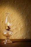 antik lampa Royaltyfria Bilder