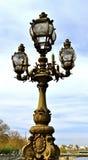 antik lighting Royaltyfri Bild