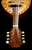 antik mandolin Fotografering för Bildbyråer