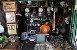 Antik Market Triwindu Royalty Free Stock Photo