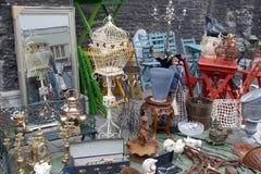 antik marknad Royaltyfri Fotografi