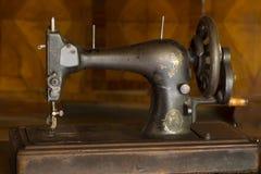 antik maskinsömnad fotografering för bildbyråer