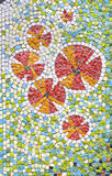 antik mosaik royaltyfria foton