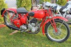 antik motorcykel Royaltyfri Bild