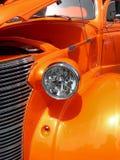 antik orange Arkivfoton
