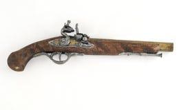 antik pistol Arkivfoto
