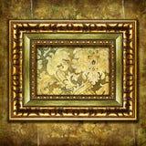 antik ram Arkivfoto