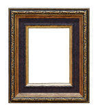antik ramstil Tappningbildram Royaltyfria Bilder