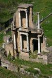 antik roman theatre Arkivfoto