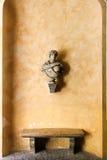 Antik romarebyst Fotografering för Bildbyråer