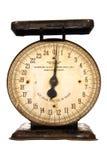 antik scale Fotografering för Bildbyråer
