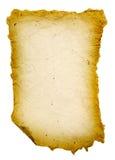 antik scroll Royaltyfria Foton