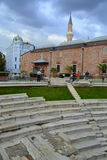Antik stadionPlovdiv Bulgarien Royaltyfri Bild