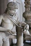 antik staty royaltyfria bilder