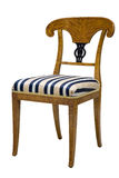 antik stol Arkivbilder