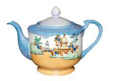 antik teapot Royaltyfria Foton