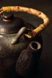 antik teapot Royaltyfri Fotografi