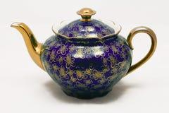 antik teapot Fotografering för Bildbyråer