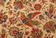 Antik textil royaltyfria foton