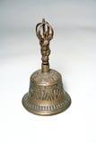 antik tibetan klockabön Royaltyfri Bild