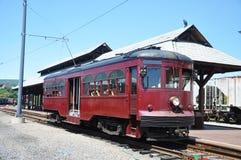 antik trolley Royaltyfria Foton