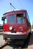 antik trolley Royaltyfria Bilder