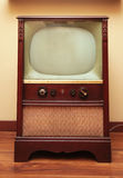 antik tv Arkivbilder