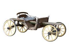 antik vagn Fotografering för Bildbyråer