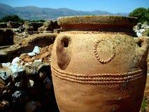 antik vase Arkivfoto