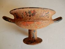 antik vase Royaltyfri Fotografi