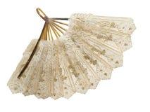 antik ventilator Royaltyfri Bild