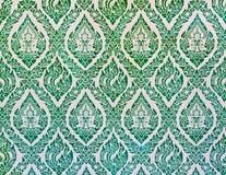 antik wallpaper Arkivfoto