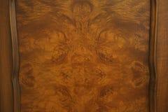 Antik Wood bakgrund Arkivfoton