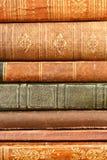 antika böcker Royaltyfri Foto