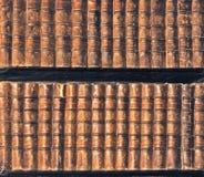 antika böcker royaltyfria bilder