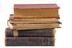 antika böcker Royaltyfri Fotografi