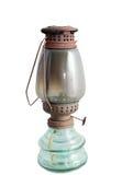 Antika fotogenlampor Royaltyfri Bild