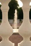 antika kolonner Arkivbild