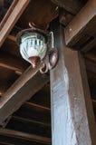 Antika lampor av antika Thailand. Arkivfoto