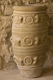 antika lerajars Royaltyfri Bild