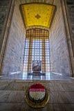 Antikabir, ο τάφος Ataturk, Άγκυρα, Τουρκία Στοκ Εικόνα