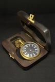 Antike alte Armbanduhr Stockbilder