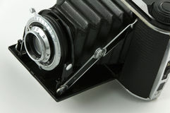 Antike Ansicht-Kamera Stockbild