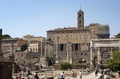Antike Architektur Lizenzfreies Stockfoto