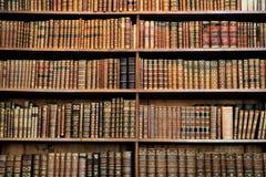 Antike Bücher Stockbild