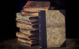 Antike Bücher Lizenzfreie Stockfotografie
